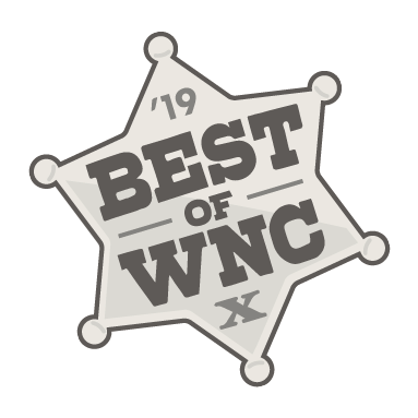 Best of WNC award